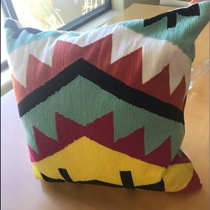 Other - Colorful modern-Aztec decorative pillow